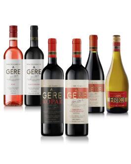 Portfolio vinařství GERE